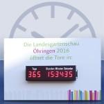 Countdown-Uhr