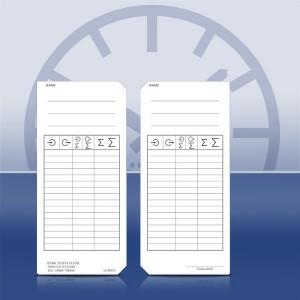 Stempelkarten QK 675